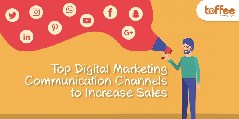 Digital Marketing Communication Channels